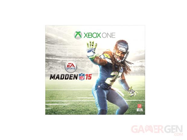 Xbox One bundle Madden NFL 15 4