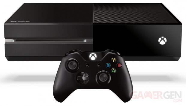Xbox one console controller too