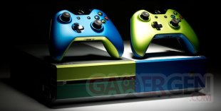 Xbox One custom colorware