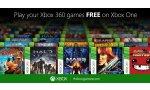 Xbox One : encore un jeu Xbox 360 rétrocompatible