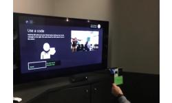 Xbox One enregistrement QR code Xbox live