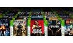 xbox one jeux xbox 360 plus populaires devient retrocompatible
