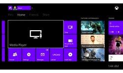 Xbox One MaJ Media Player 15.08.2014