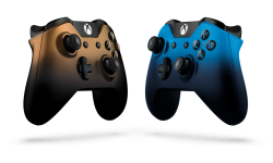 Xbox One Manette Controller Dusk Copper Shadow