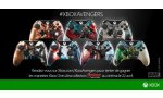 xbox one microsoft the avengers manettes console concours twitter