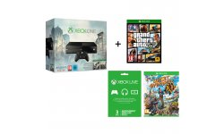Xbox One offre auchan