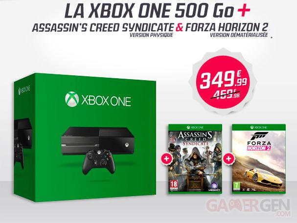 Xbox One offre e?clair Micromania
