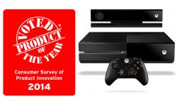 Xbox One produit de l'année