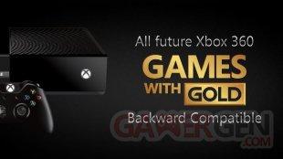 Xbox One rétrocompatibilité 2