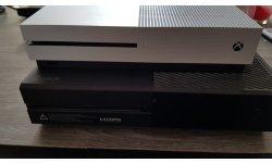 Xbox One S comparaison (1)