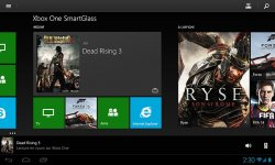 xbox one smart glass app compagnon screenshot android  (2)