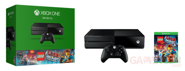 Xbox One The LEGO Videogame 30 09 2015 pic 1