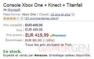 xbox one titantfall 419 euros