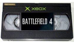 xbox one troll fake cassette vidéo battlefield 4 dvr