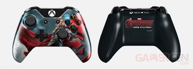 Xbox One x Avengers 1