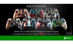 Xbox One x Avengers