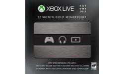 Xbox One Xbox Live carte