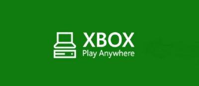 xbox play anywhere premi re liste et nouveaux d tails pour les jeux communs aux xbox one et pc. Black Bedroom Furniture Sets. Home Design Ideas