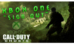 xbox sign out