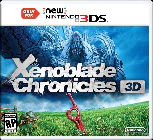 Xenoblade Chronicles 3D jaquette 15.01.2015  (1)