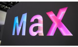 Xiaomi conference Mi Max disp