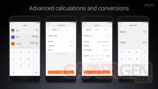 Xiaomi conference MIUI 8 calc