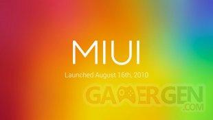 Xiaomi Mi 5 MIUI