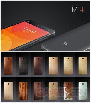 Xiaomi Mi4 covers