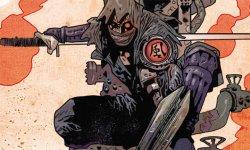 Yaiba Ninja Gaiden Z comics head
