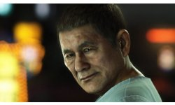 Yakuza 6 Beat Takeshi
