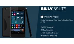 Yezz Billy 5S.