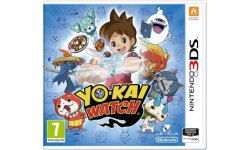 Yo kai Watch jaquette 3ds.