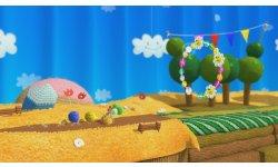 Yoshi's Woolly World :  neuf images molletonnées pour le titre Wii U