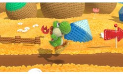 Yoshi woolly world screenshots wiiu  (1)