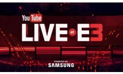 YouTube Live E3 2016 head