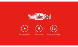 YouTube Red head