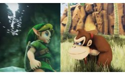 Zelda Ocarina of Time Donkey Kong 64 Unreal Engine 4
