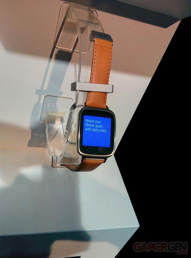 ZenWatch Asus IFA 2014 5.
