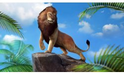 ZooTycoon Lion