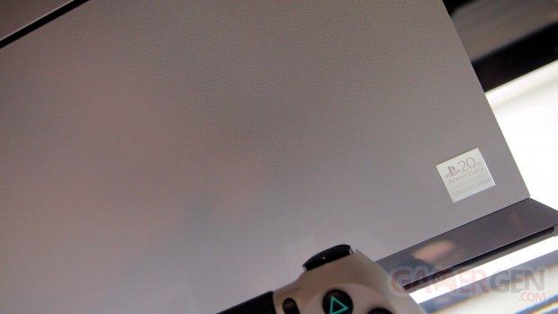 20 ans anniversaire playstation ps4 psone photos maison gamergen console (5)