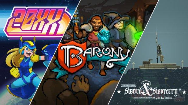 20XX Barony Superbrothers