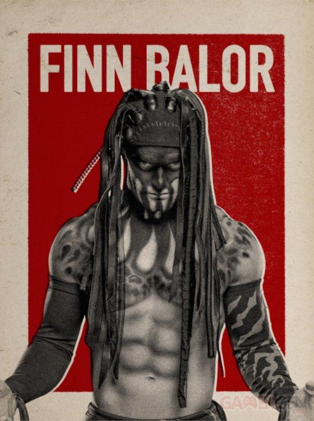 2K WWE 2K17 Finn Bálor