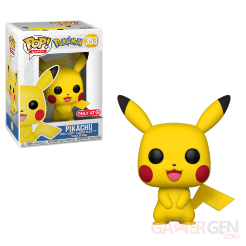 31528 Pokemon Pikachu POP GLAM large