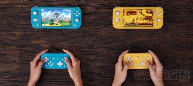 8BitDo Switch Lite Nintendo Manette