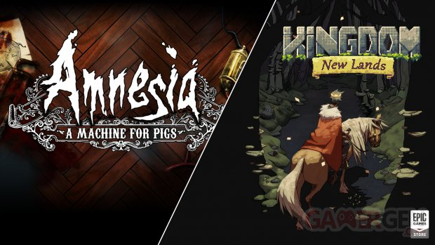 A Machine for Pigs Kingdom New Lands Epic Games Store