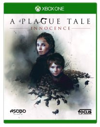 A Plague Tale Innocence jaquette Xbox One 29 01 2019