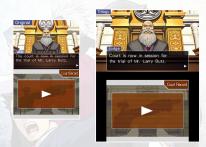 Ace Attorney Trilogy Comparaison 3DS DS 11