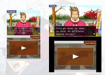 Ace Attorney Trilogy Comparaison 3DS DS 7