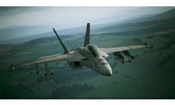 ACE COMBAT 7 SKIES UNKNOWN   Aircraft Profile FA 18F