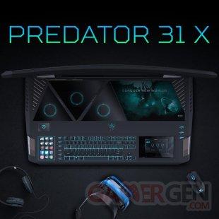 Acer Predator 31 X 02 04 2018